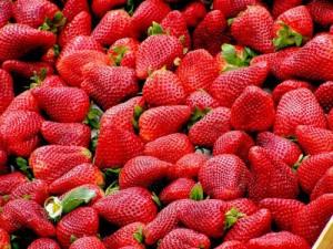 ¿Cuántas calorias tienen las fresas?
