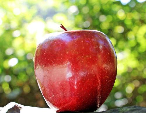 ¿Cuántas calorías tiene una manzana?
