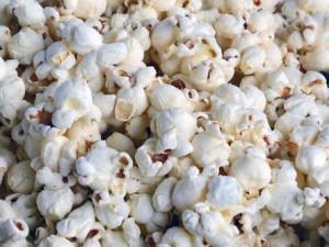 Cuántas calorías tienen las palomitas de maíz