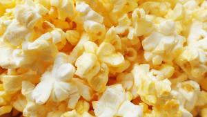 Calorías de palomitas con mantequilla