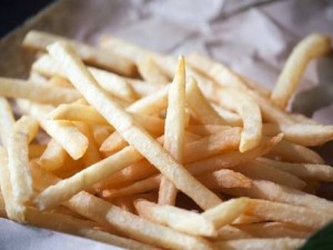 Cuantas calorias tienen las patatas fritas