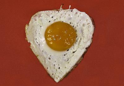 Relación entre huevo y salud coronaria