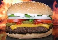 Las hamburguesas del McDonald´s solo son bocadillos redondos