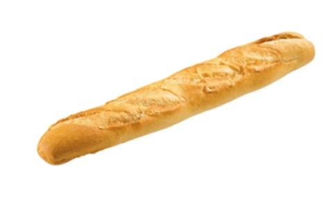Barra de pan de 250 gramos