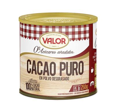 Comprar cacao puro en polvo