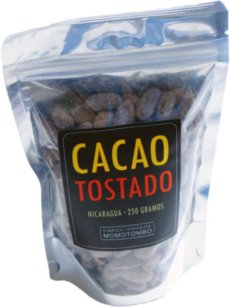 Comprar granos de cacao tostados