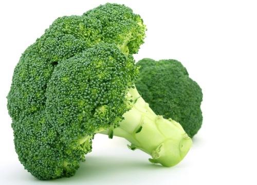 Cuántas calorías tiene el brócoli