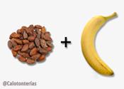 """La mejor y más saciante forma de comer """"chocolate"""" (100% matriz alimentaria)"""
